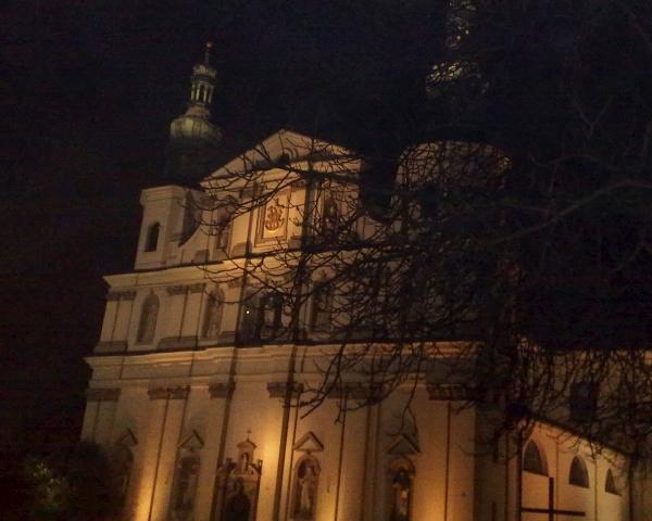 Jeden z miliona kościołów.